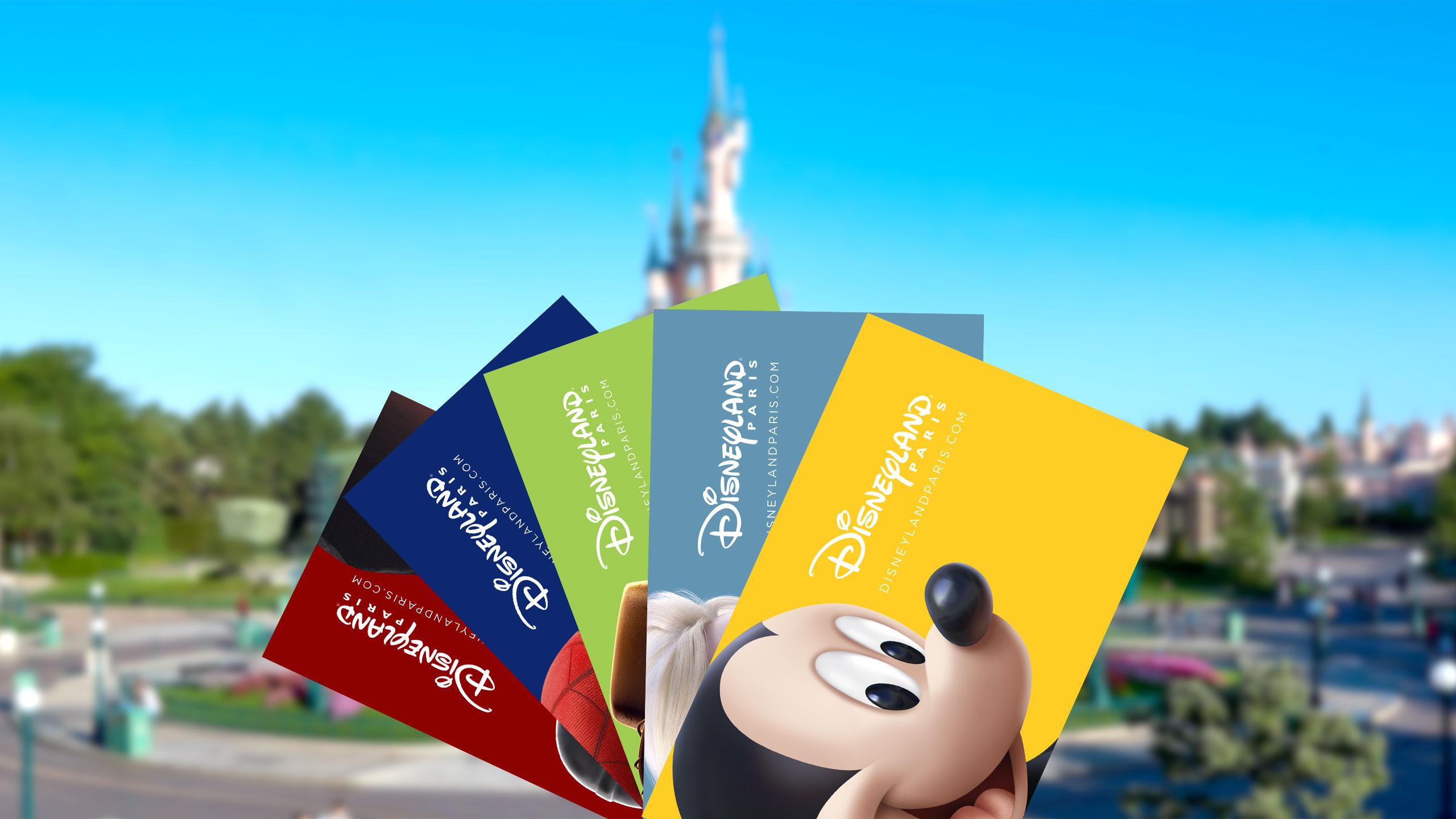 Image Billets Parcs Disney