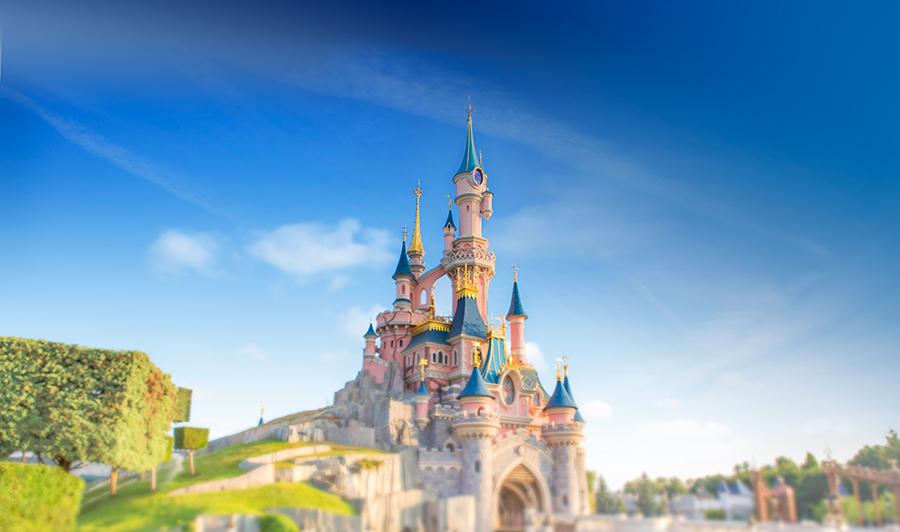 Disneyland Paris - Castle