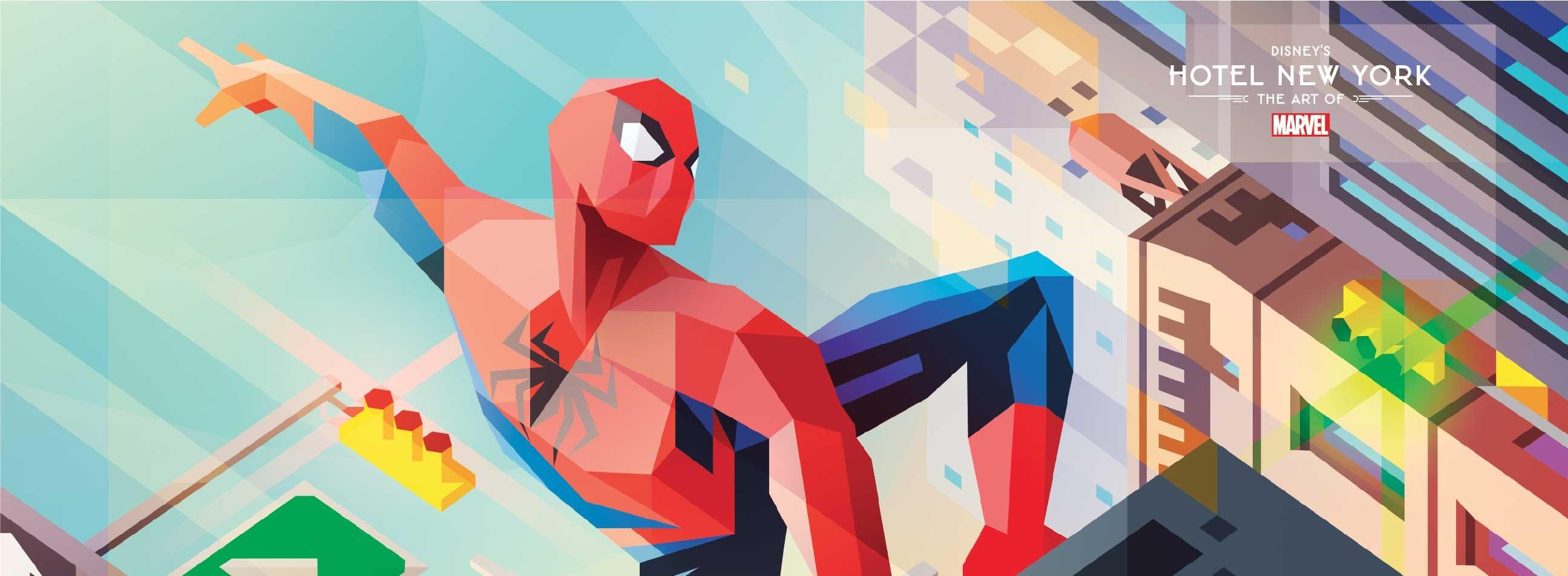 HotelNewYork_ArtofMarvel_LiamBrazier_SpiderManheader