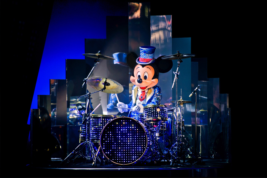 mickey-et-le-big-band