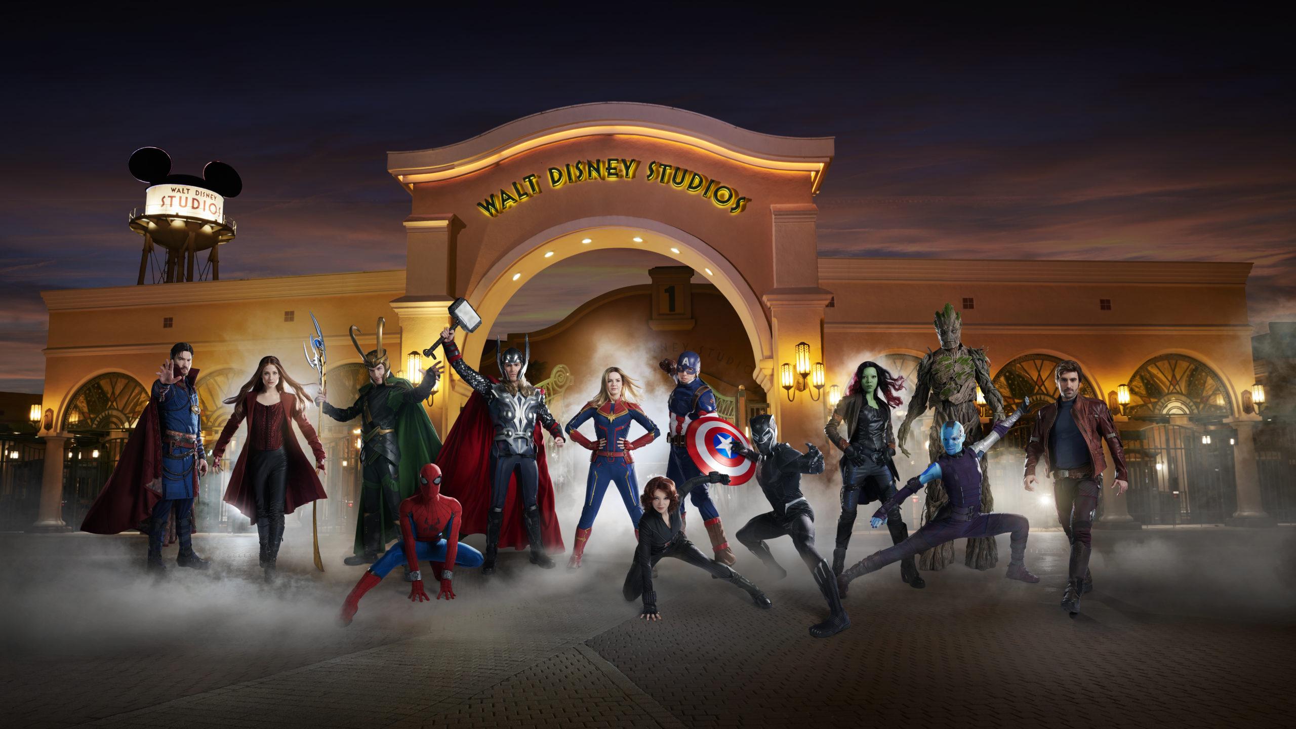 Marvel-Super-Heroes-Disneyland-Paris-2019