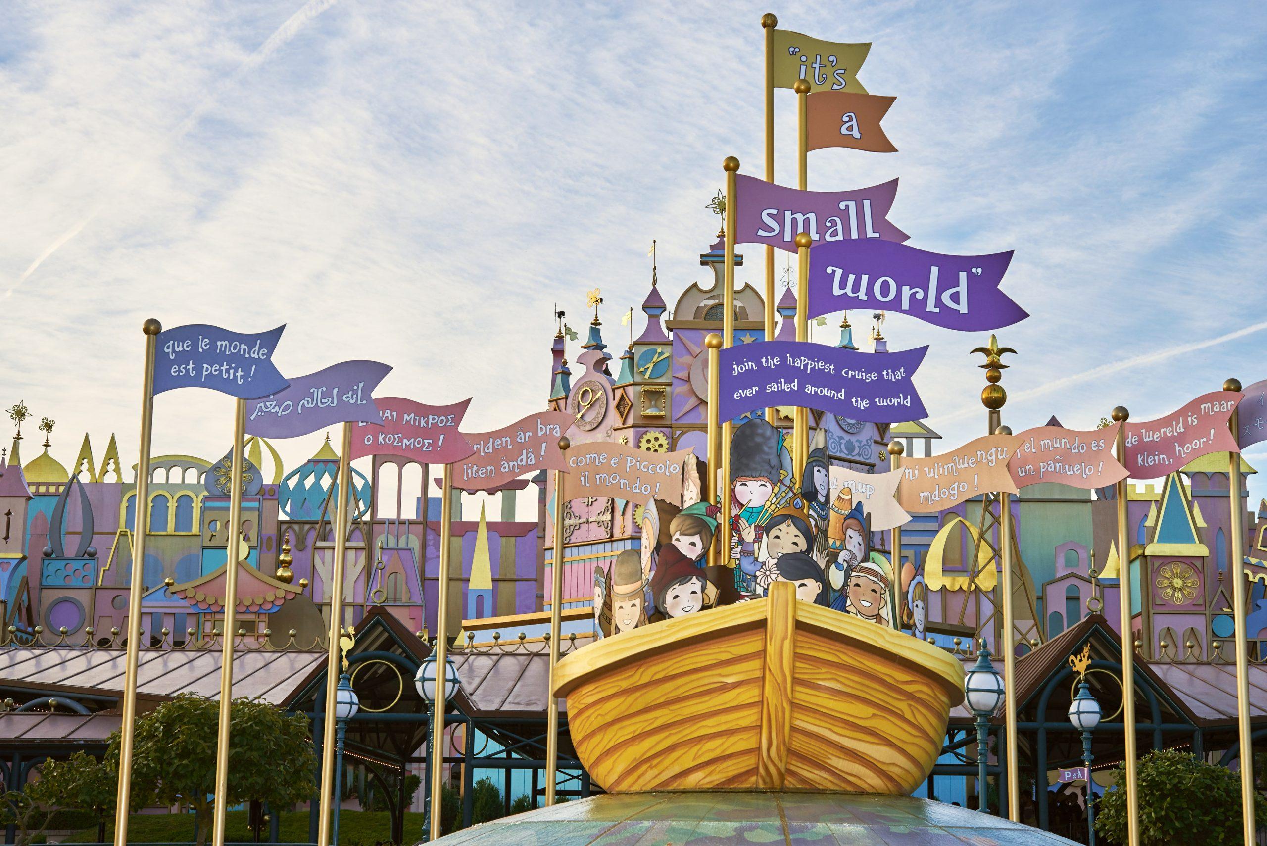 ''it's a small world'' (Fantasyland)