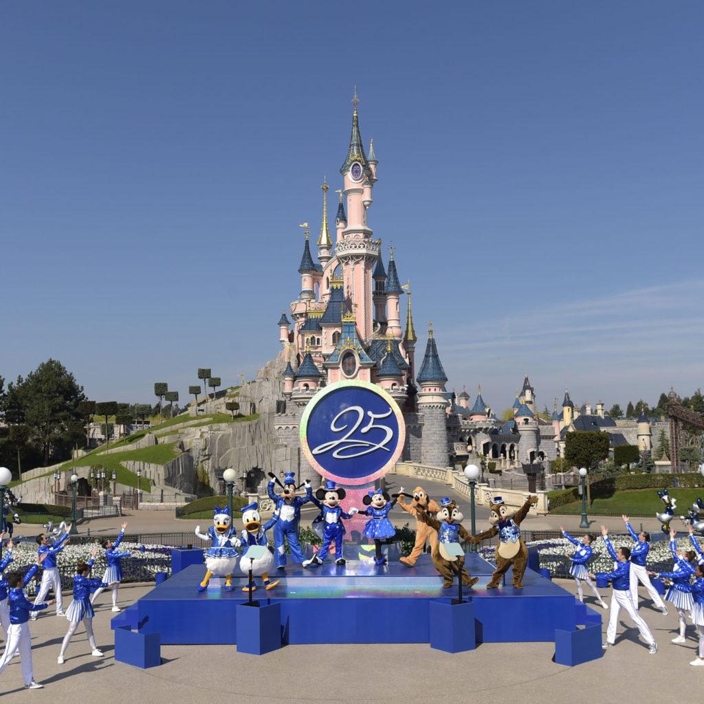 25ème anniversaire de Disneyland Paris