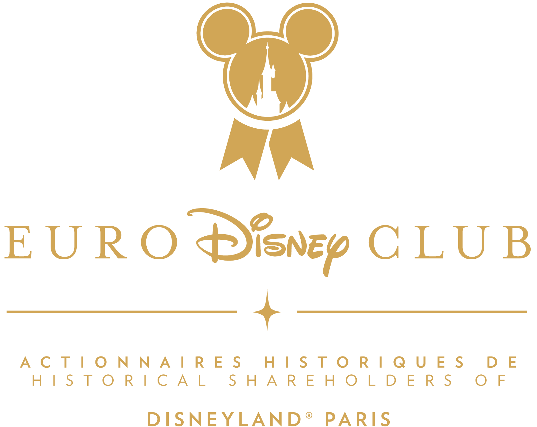 Logo Euro Disney Club