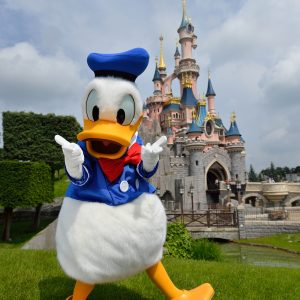 Donald Duck - Disneyland Paris