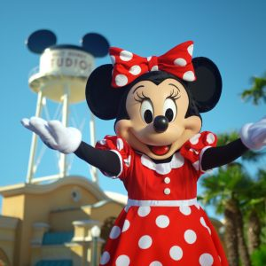 Minnie Mouse - Disneyland Paris