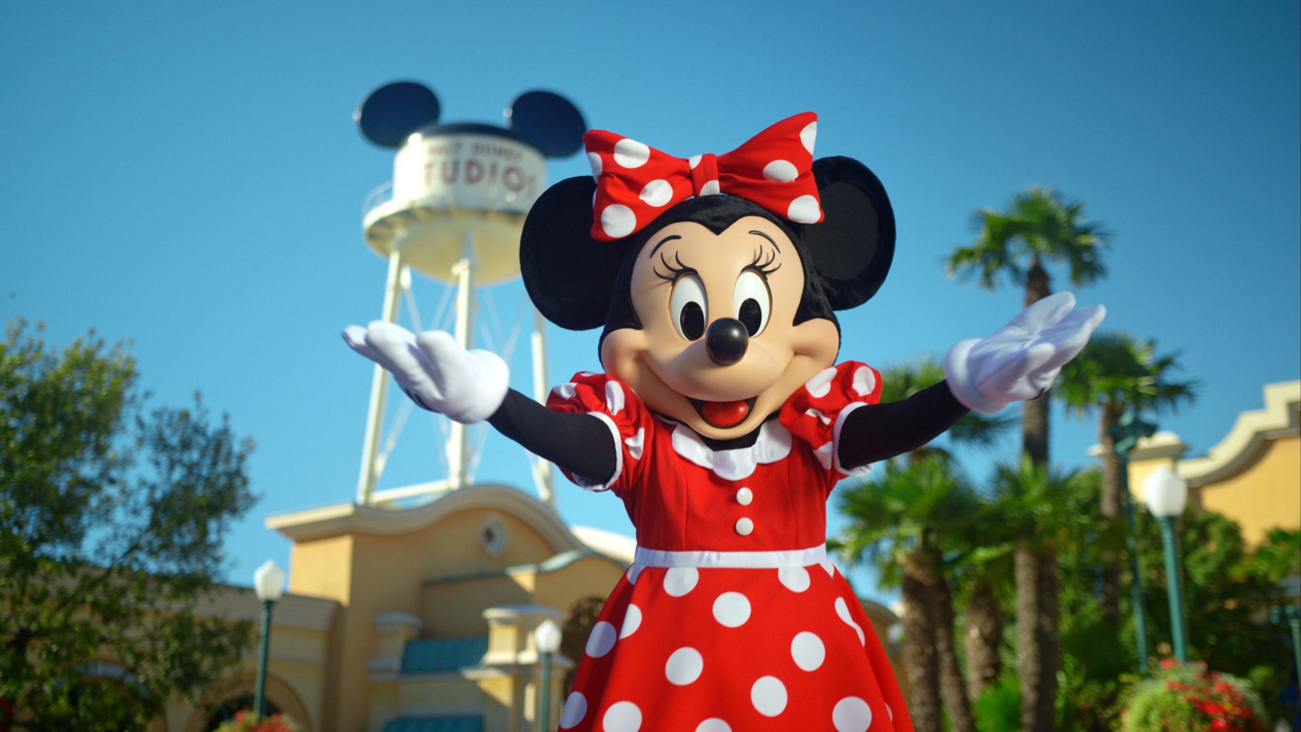 Minnie Mouse - Disneyland Paris
