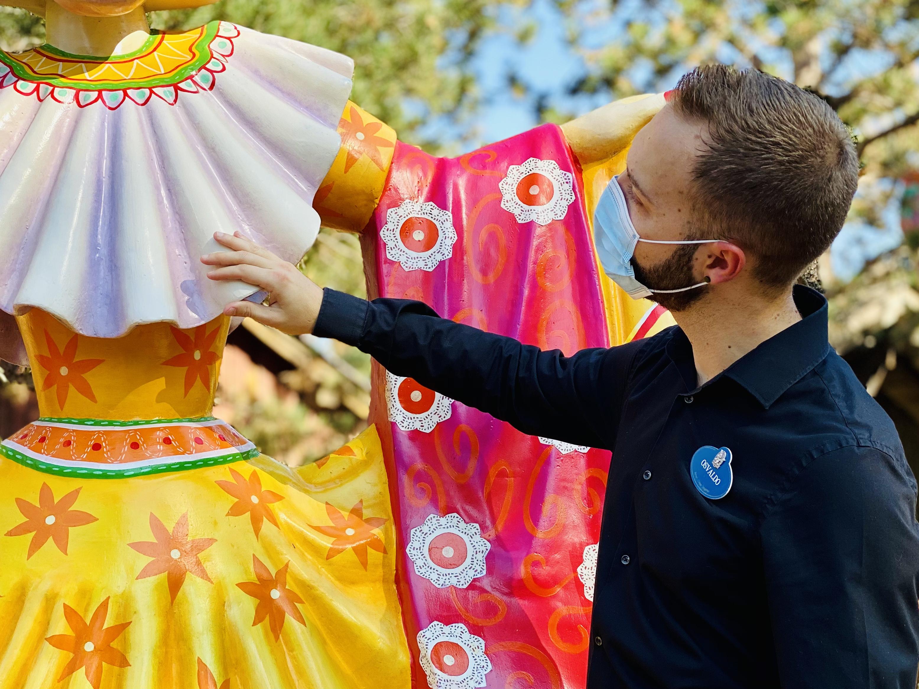 Osvaldo - Festival Halloween Disney