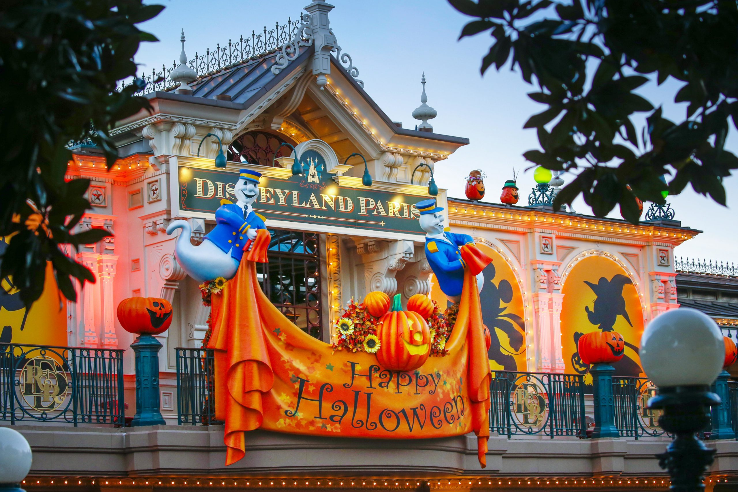 Festival Halloween Disney 5