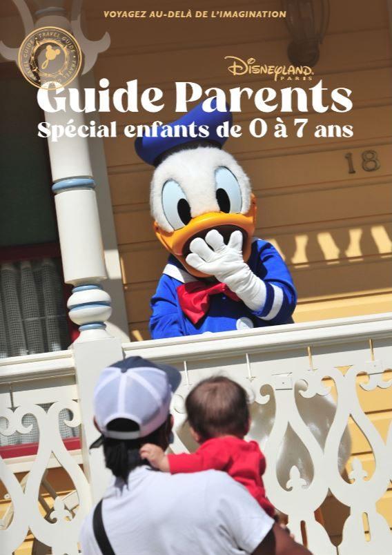 Couverture du Guide Parents - Spécial enfants de 0 à 7 ans