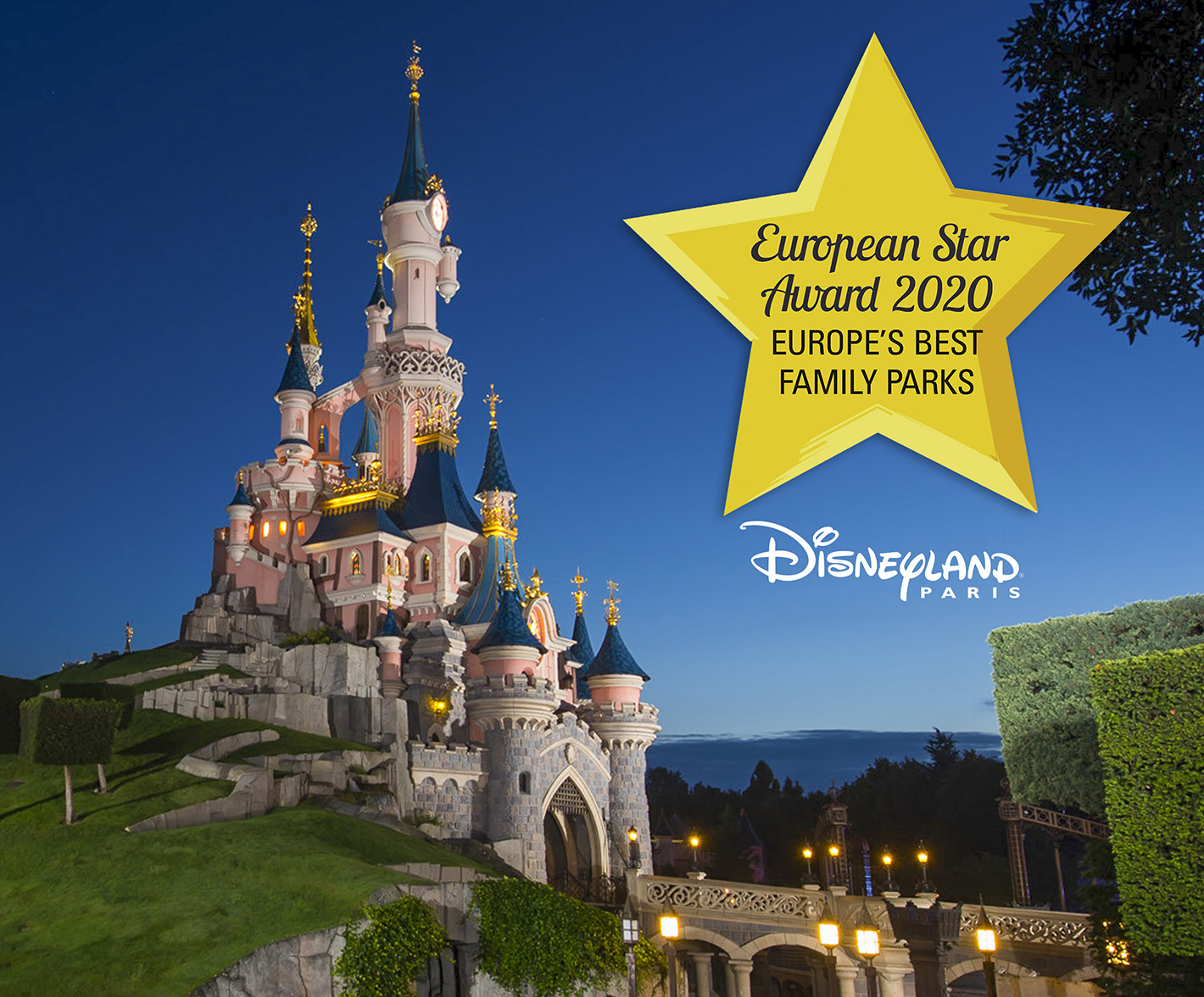 European Star Awards DLP