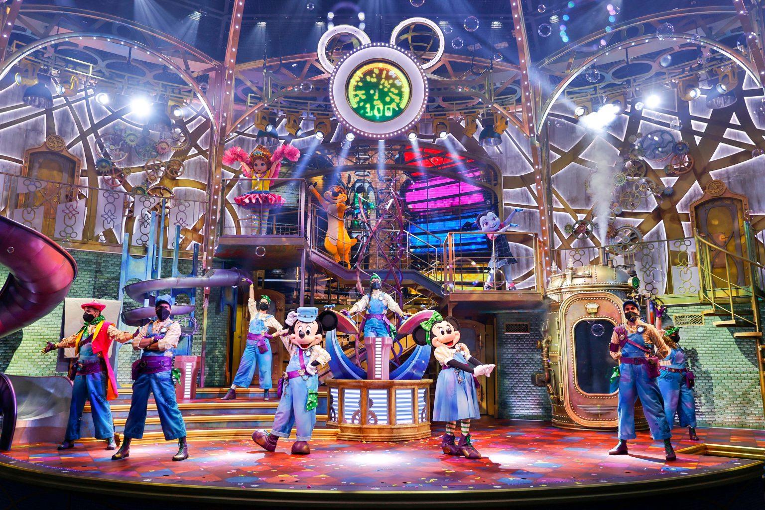Disney Junior estreia novo show na Disneyland Paris