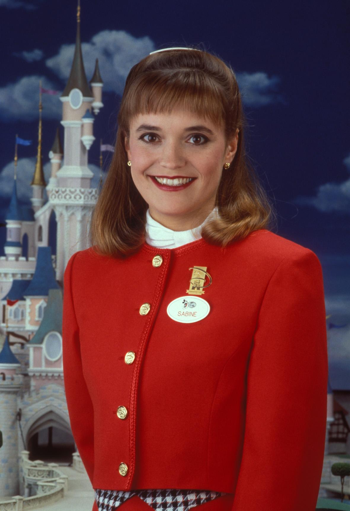Sabine Marcon1991 - 1992