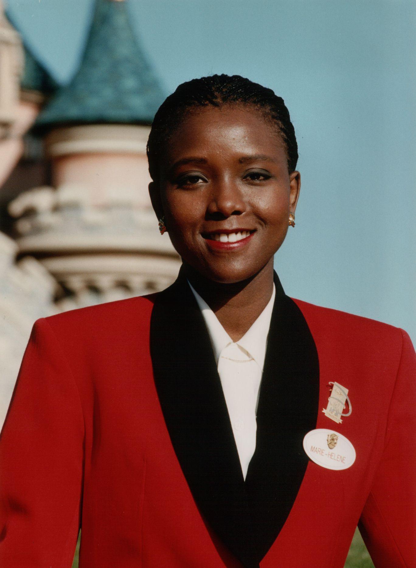 Marie-Helene Gomis1995