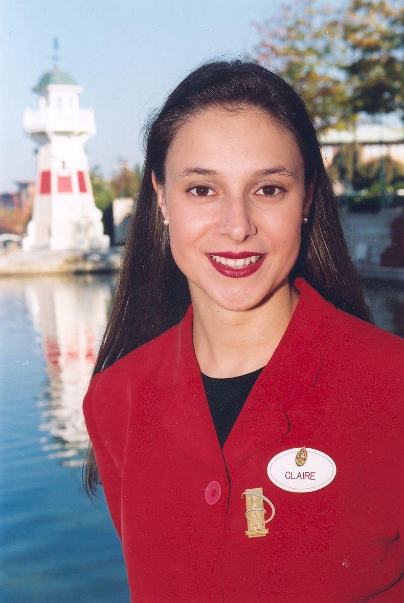 Claire Jenkins1999
