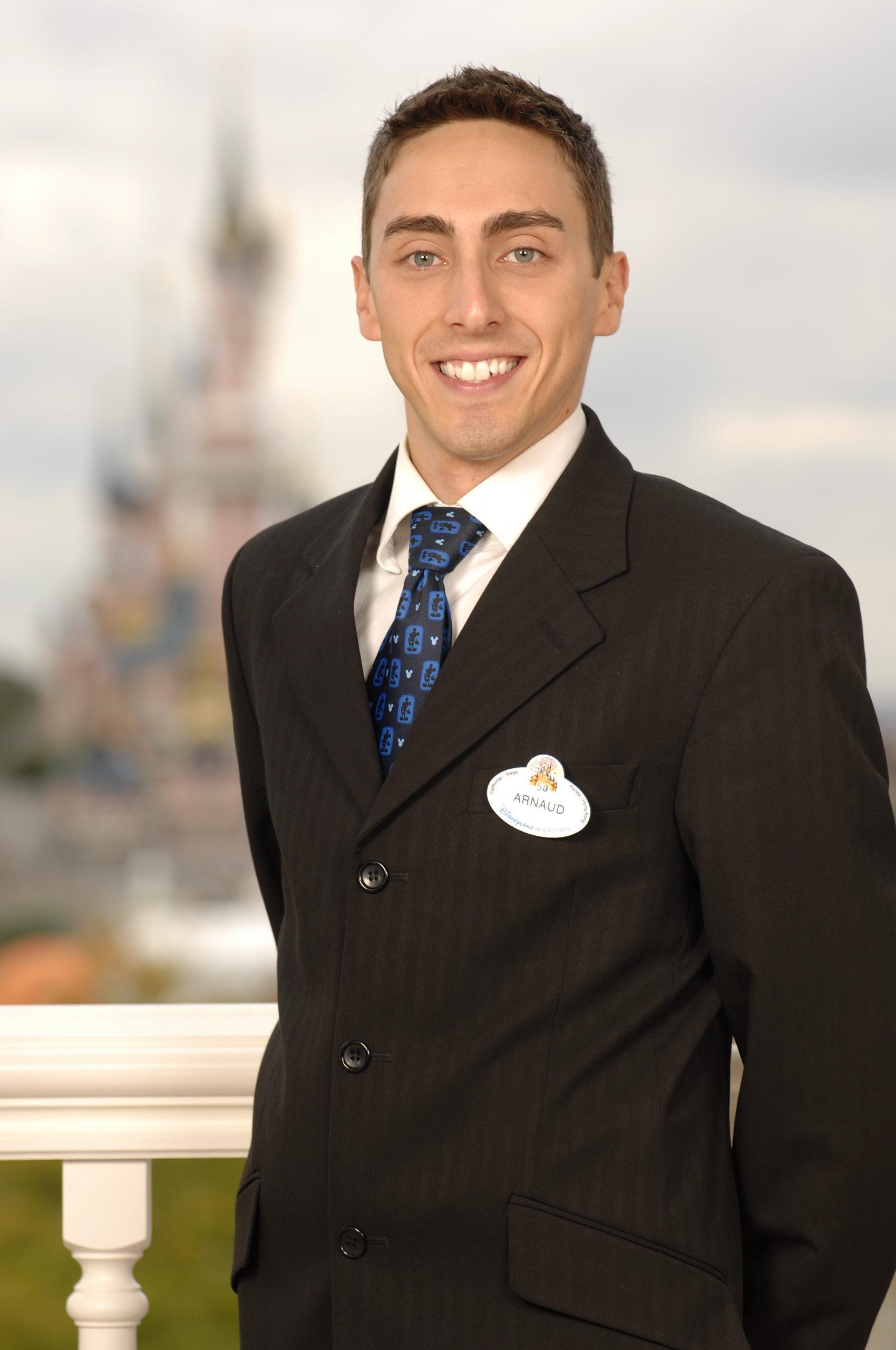 Arnaud Gayet2007 - 2008