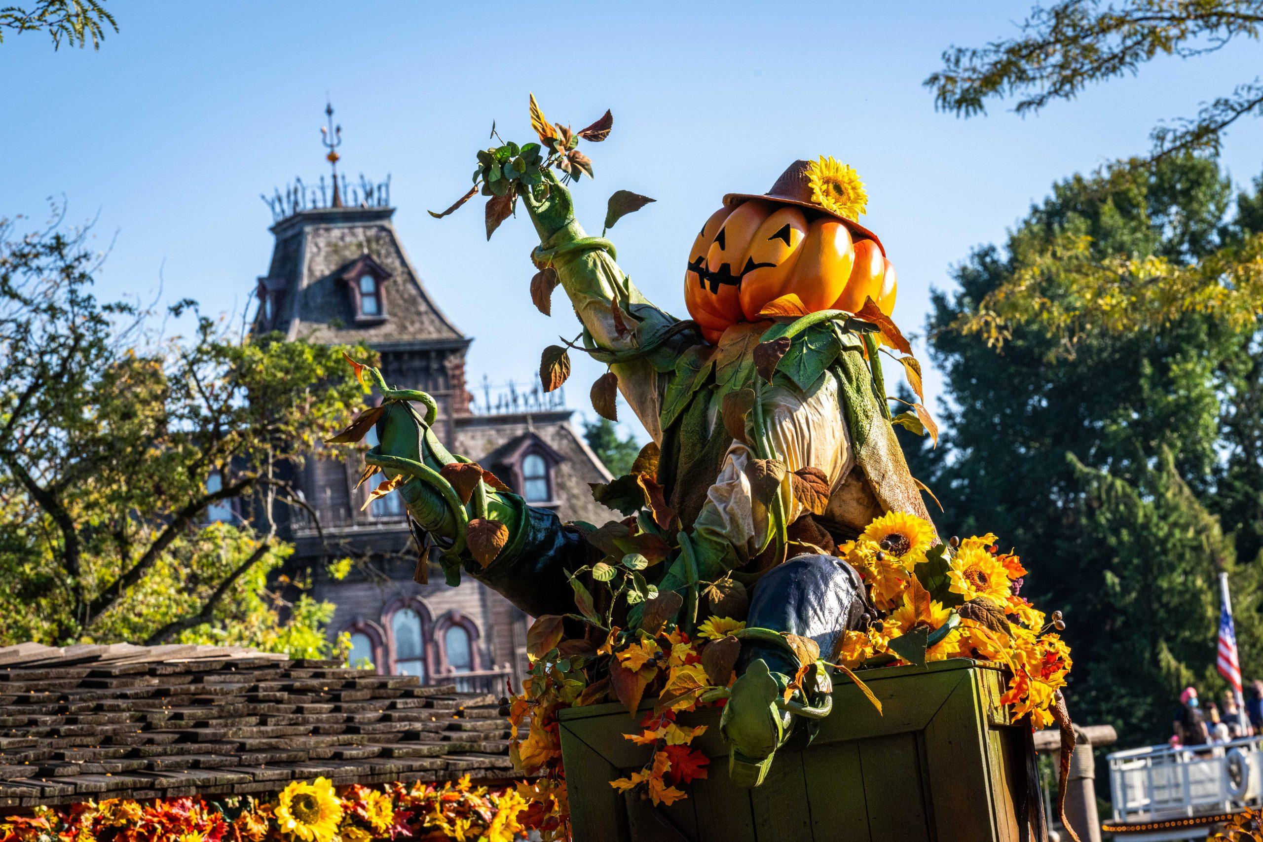 Disneyland Paris - Halloween - Frontierland 1