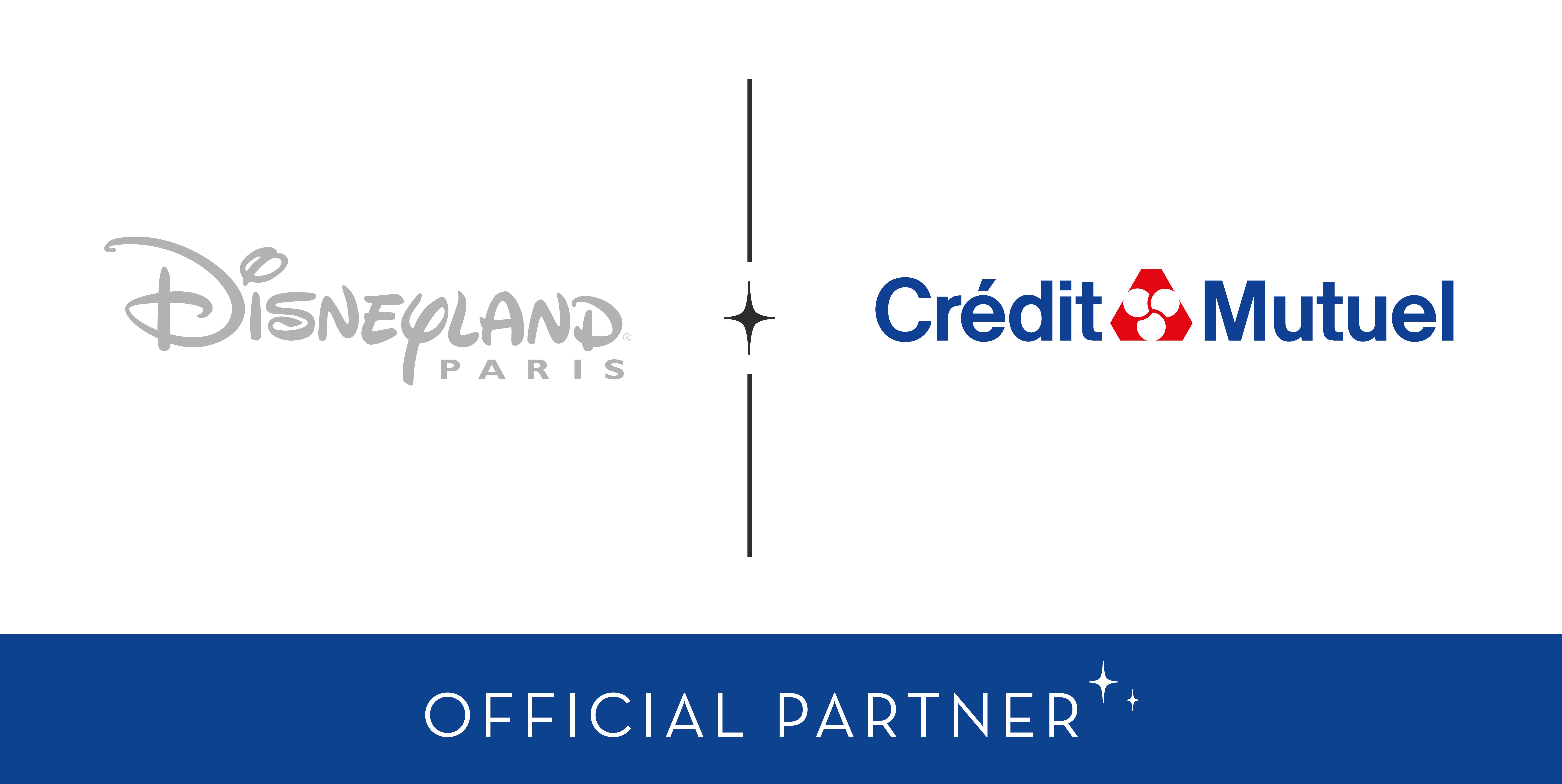 Logo co-brandé DLP x Crédit Mutuel