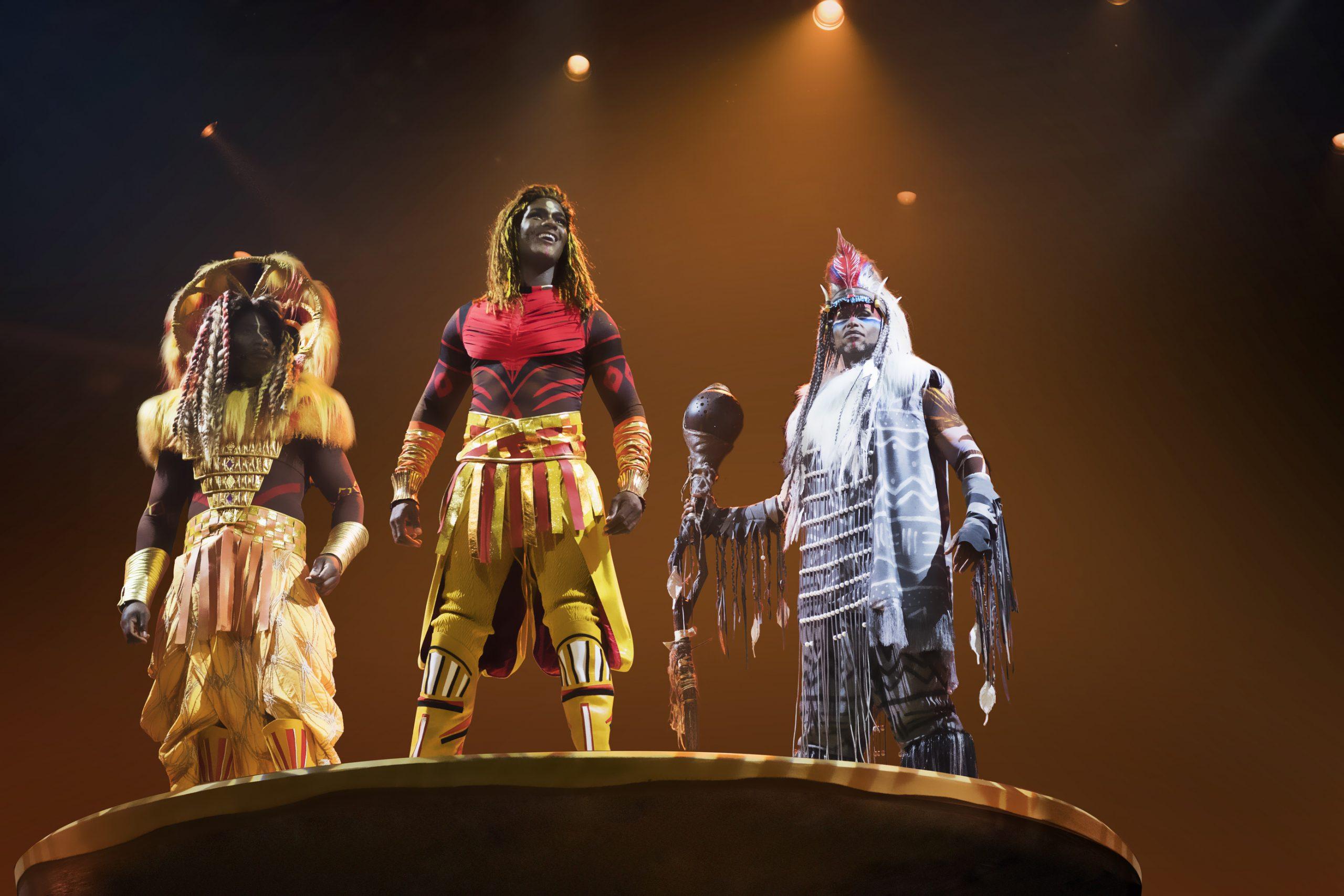 Le Roi Lion et les Rythmes de la Terre - 1